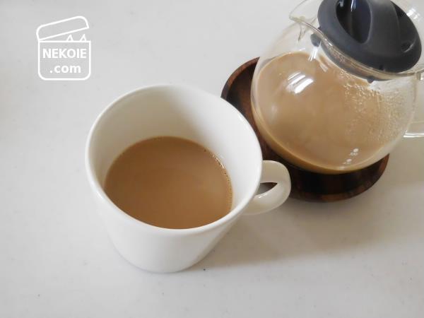 カフェインを減らす暮らし、保存方法の見直し。