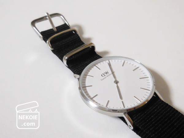 季節に合わせて、腕時計の変化を楽しむ。