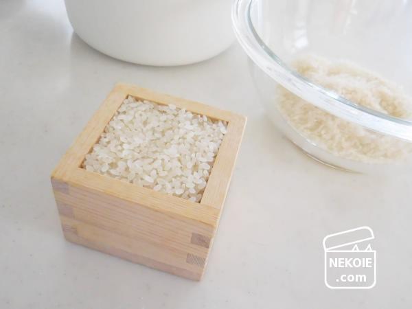 冬でも、無洗米でも、お米を一度はとぎたい理由。
