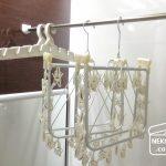 洗濯用品の見直し、持たなくても平気な道具。