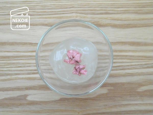 春の先どり桜の香り、季節はずれの梅しごと。