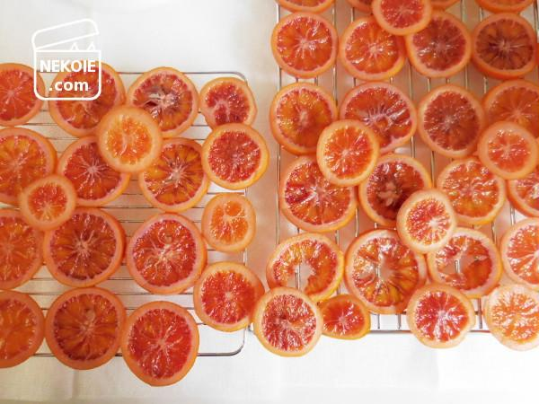 オレンジコンフィと、「好き」を続けるマイルール。