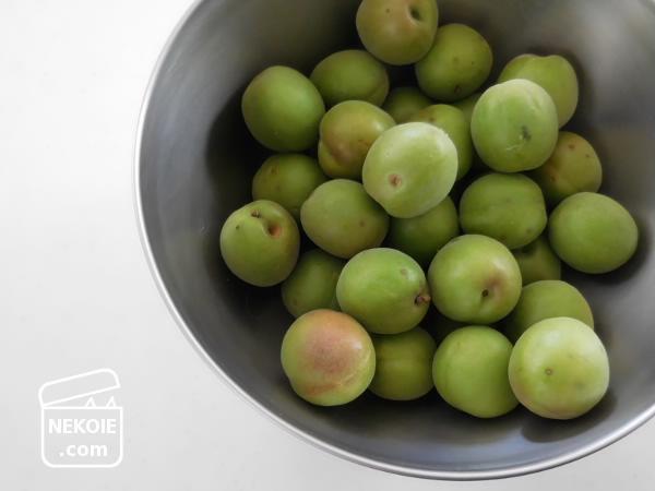 2017夏*梅しごとで万能薬、「梅肉エキス」をつくりおき。
