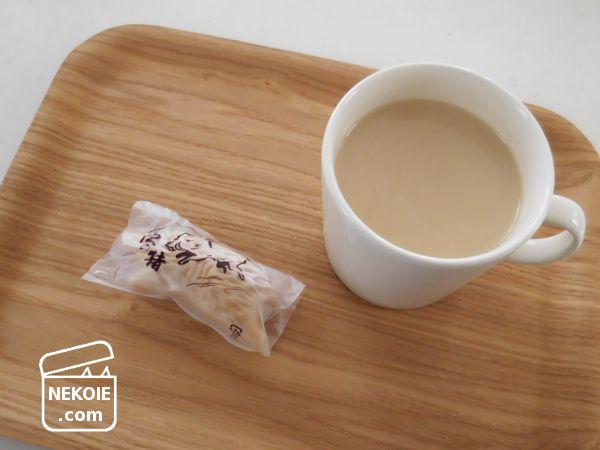 KINTO*シンプルトレイと、毎日のコーヒー。