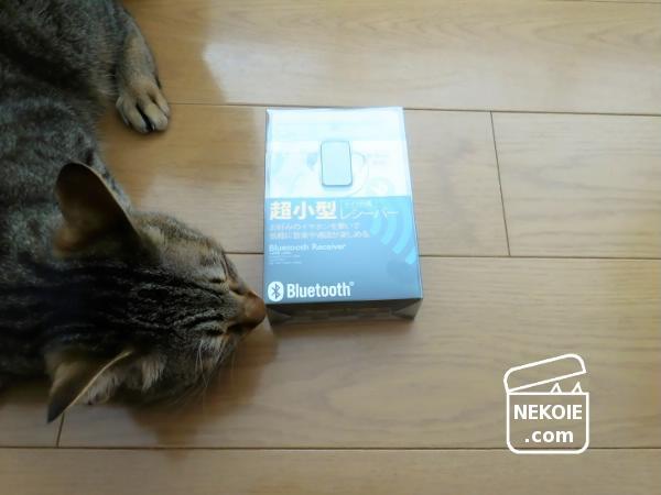 Bluetoothレシーバーで、有線ヘッドホンを無線化。