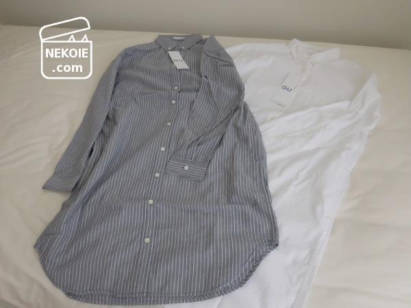 GU*ワンピース2着で、2016春の制服化。