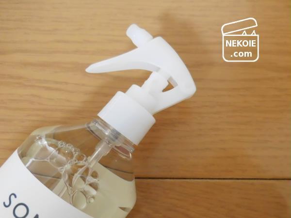 木村石鹸*トイレ掃除の道具は見せる収納