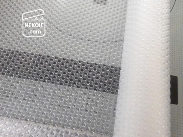 3年目IKEA&新品ニトリ*食器棚シートの比較と総点検