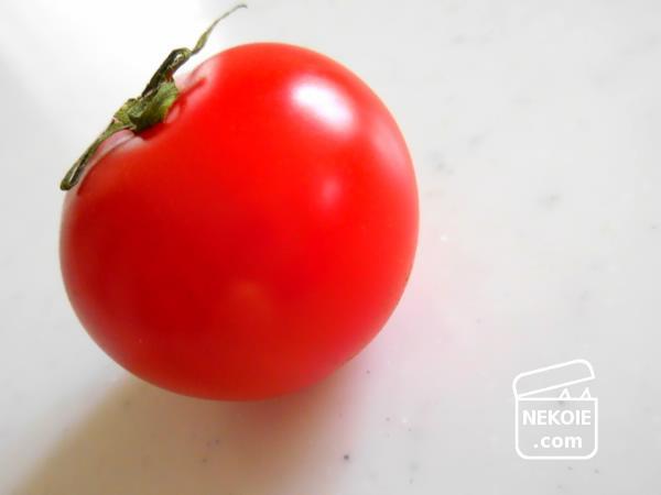 ふつうのトマト、とくべつなイミ。