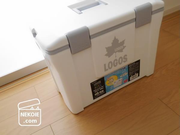 LOGOS*クーラーボックスで、光熱費節約。