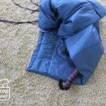 1000円の寝袋を、毎日の寝具に。