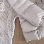 節約6年目、ダウンコートを自宅で洗う。