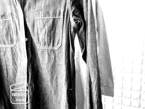 一人暮らし、洗濯ペースと服の数。