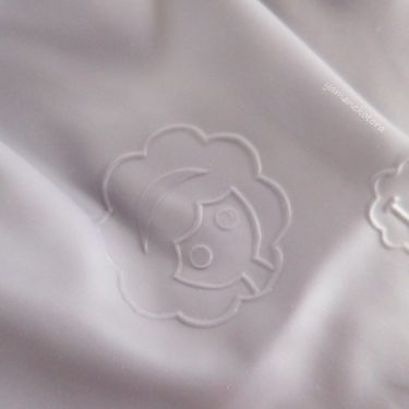 冬の相棒、ゴム手袋はカシニーナ。
