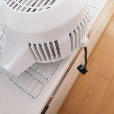 蒸留水器の、定期的なお手入れ。