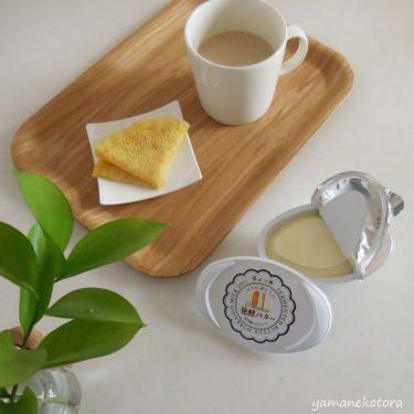 お気に入りは、よつ葉の発酵バター。