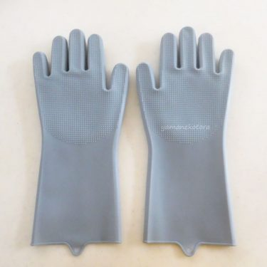 多用途、シリコンゴム手袋。